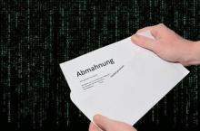 Abmahnung Kanzlei Schlömer & Sperl