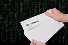Abmahnung U+C Urmann + Collegen Rechtsanwälte - Regensburg